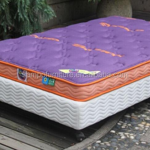 Sampo Kingdom branded 3D fiber palm mattress with springs full series of dimension optional OEM customizable - Jozy Mattress | Jozy.net
