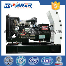 water-cooled synchro portable diesel generator set 10kv