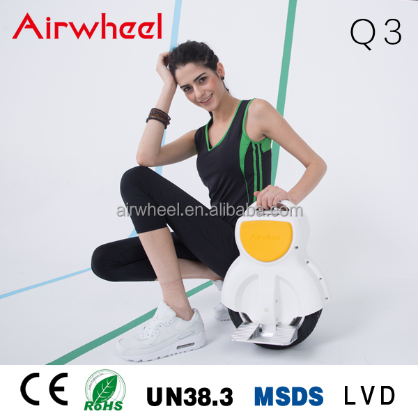 Airwheel Q1 electric self balancing scooters cycle board hoverboard