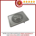 30 years experience Wholesaler safety belt buckle