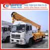 New dongfeng kingrun Euro 4 179hp 22m high working truck