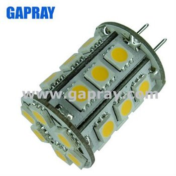 5050 2.5W high lumens led 12v gy6.35