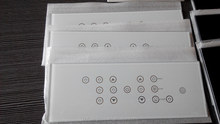Tempered Glass Modular Switch Plates/Modular Switch Panels India