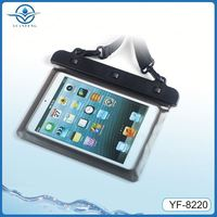 Outdoor sport waterproof cover for ipad