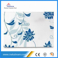 ACP Sheet, High quality aluminum plastic composite panel, performance clear plastic roofing sheet