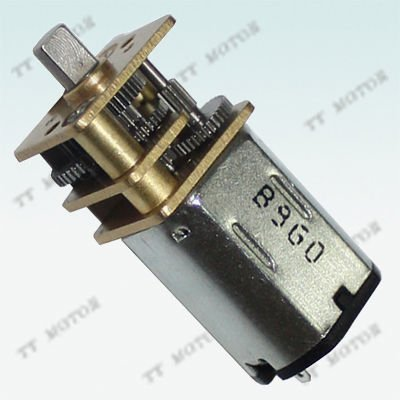 low speed mini 12v dc gear motor for home appliance