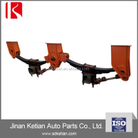 Truck trailer parts American type trailer suspension