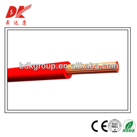 China NO.1 pvc fire alarm system fire alarm cable and wire