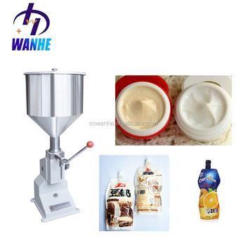 A03 Hand Pressure Perfume Liquid Filling Machine