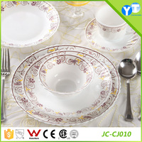 JC-CJ010 Opal Glass Dinner Set 32 Pcs Dinnerware