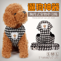 Fashion Swallow Gird Dog Harness Pet Products Dogs Wholesale Dog Collars And Leashes