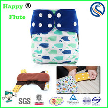 High quality disposable baby diaper bulk manufacturer China happy flute