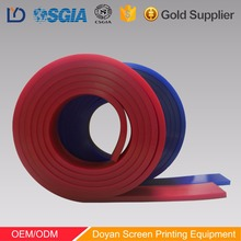 screen printing materials, screen printing squeegee