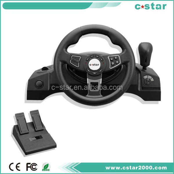 2018 Power racing wheel Steering Wheel for racing game console