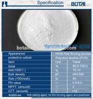 Redispersible polymer powder VAE powder self-leveling floor concrete additives