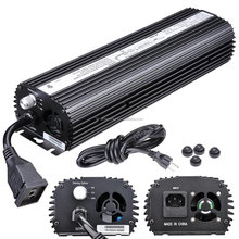 1000w digital dimmable ballast for hps mh electronic bulb grow lights system kits