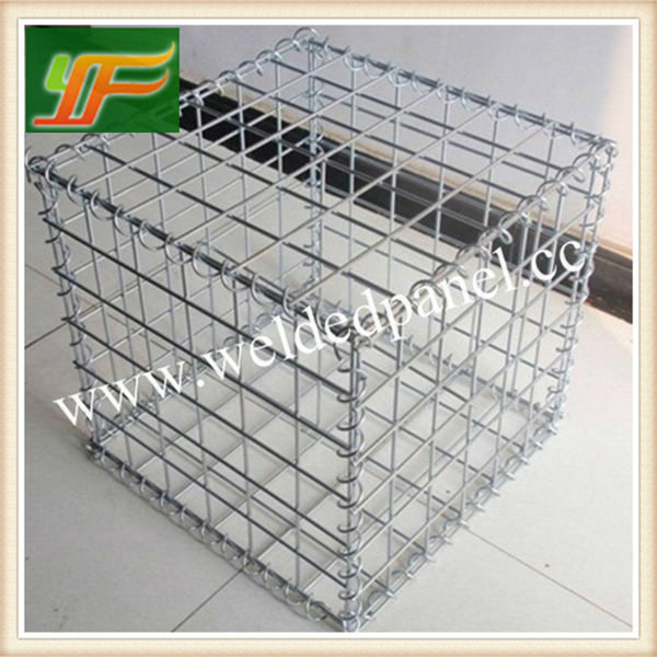 Good performance welded gabion welded wire mesh box