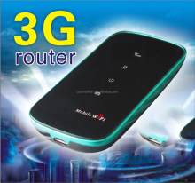 cheap 3g wifi pocket router with battery and sim card slot