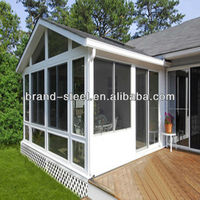 Removable energy saving foldable container shop
