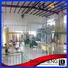 Oil Press and Oil Refinery for the whole oil production line provided