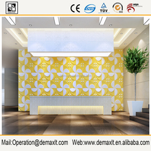 2016 Wholesale interesting and helpful wall wallpaper world design 3d wall panels interior mural customized