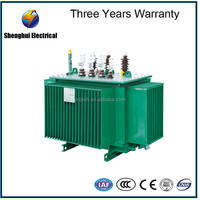 Good Quality 20kv Power Transformer S9 Series Power Plant Auxiliary Equipment