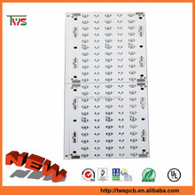 High-power led street light aluminum pcb, metal core alu PCB, AL MC PCB