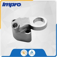 Stainless Steel CF-8 Injector Cup investment castings for Auto Engine Common Rail Bracket