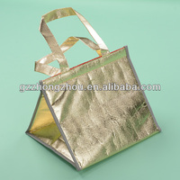 2014 new style recycled pp non woven shopping bag with high quality