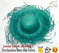 Sunflower leaf Hats beggar hats sombrero straw hats supply specially