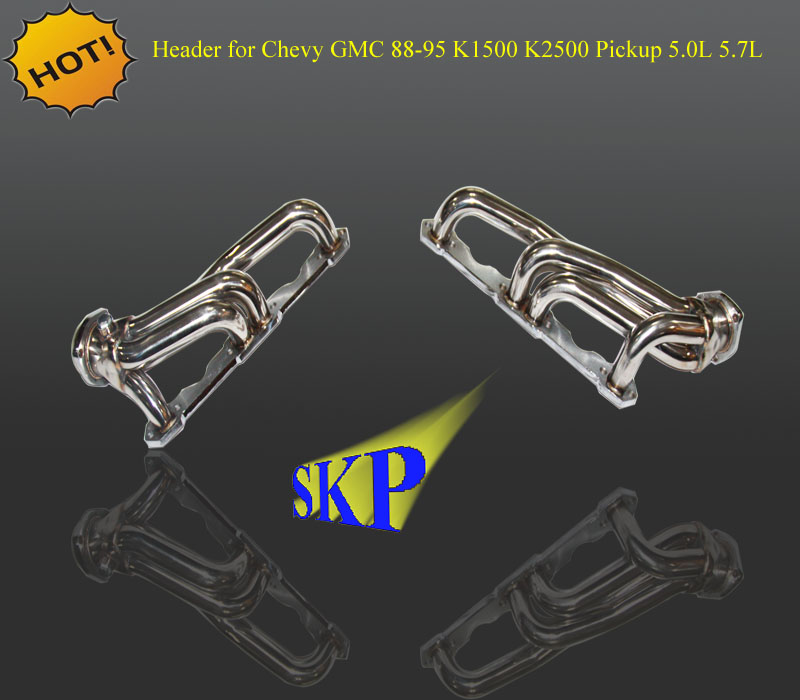 Header for Chevy GMC 88-95 K1500 K2500 Pickup 5.0L 5.7L