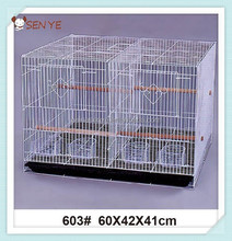 Stainless Steel Wire Mesh Bird Cage Bird Cage Breeding Portable Bird Cage