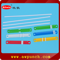 Professional factory in producing paper file fastener