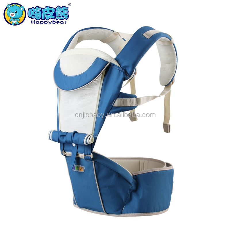 China Comfortable Breathable Baby Wrap Carrier Baby Hip Seat Newborn Baby Product