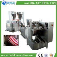 TKW38 AUTOMATIC DOUBLE COLOR LOLLIPOP MAKING MACHINE