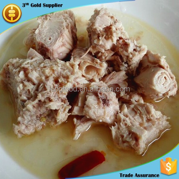 supplying 170g chili canned tuna exporting canned tuna with chili
