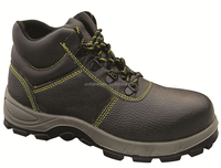 middle cut workmans shoes with CE made in china steel toe