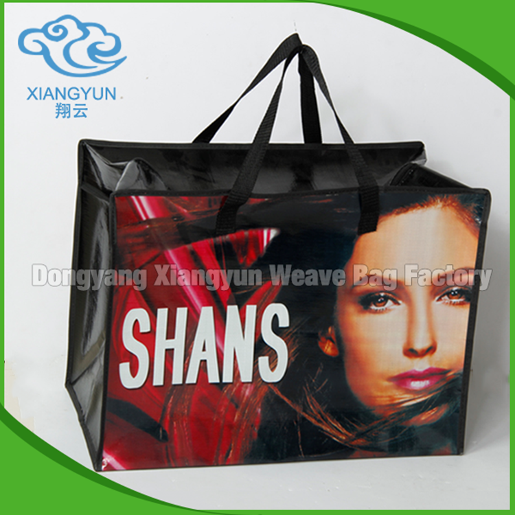 Hot China Products Wholesale Promotional Non Woven Bag And Pp Non Woven Promotional Tote Bags