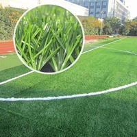High Quality Monofilament Soccer Field Natural Grass