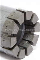 2015 quality NQ core drill bit/PQ diamond core drill bit