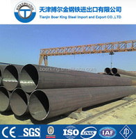 ISO3183-3,API Spec 5L,GB9711 Standard Longitudinally Submerged Arc Welding( LSAW) steel pipe