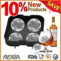 RENJIA shot glass tray personalized ice cube tray ice glass