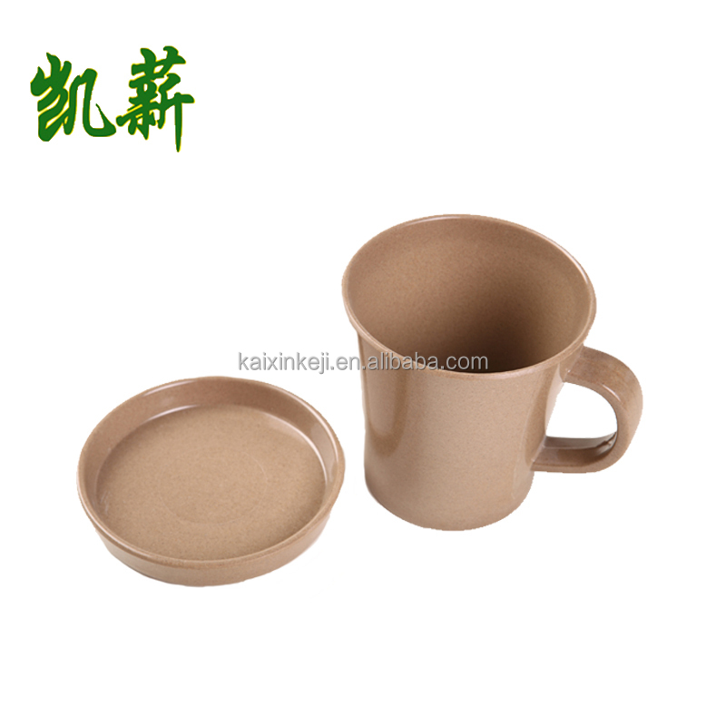 High Quality Rice Husk Drinking or Tea or Coffee Cup