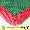 outdoor 100% PP interlocking floor Easy clean outdoor PP interlock flooring