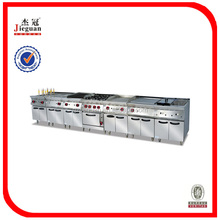 Industrial Electric Kitchen Equipment - Combination Cookers