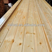 Solid Pine Wall Panel