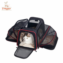 airline approved pet carrier for dogs petsfit expandable pet carrier dog
