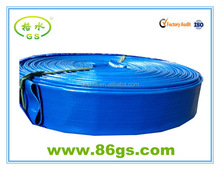 4 inch PVC Lay Flat Water Discharge Hose
