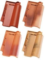 Germany Clay Roof Tile
