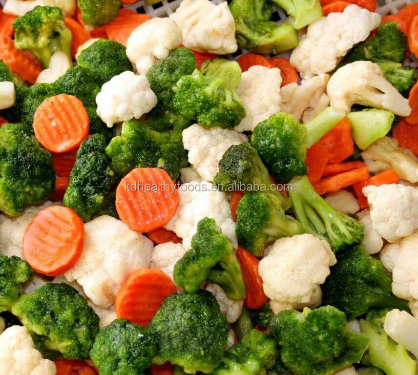 Frozen Style mixed vegetables California